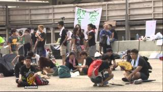HK protesters threaten to occupy government buildings