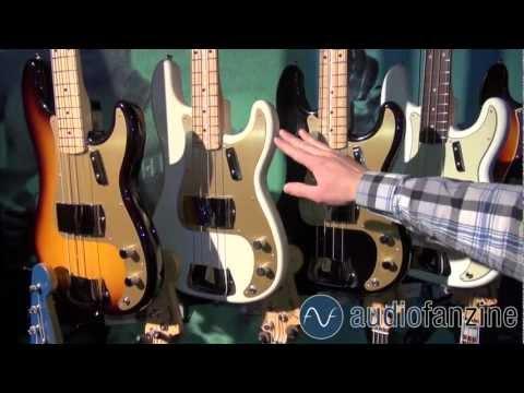 [NAMM] Les nouveautés Fender du NAMM 2013