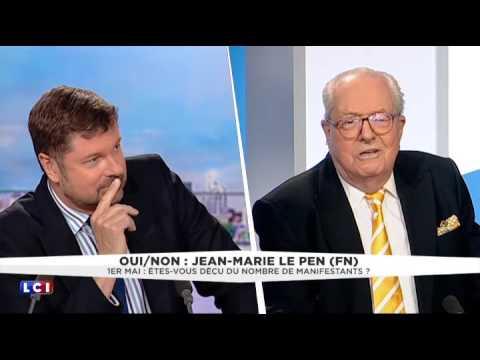 Jean-Marie Le Pen - Le 16/18 de LCI