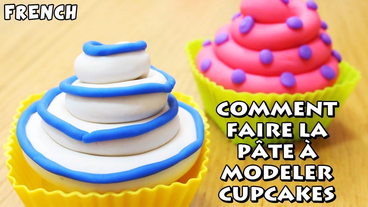 comment faire la p 226 te 224 modeler cupcakes