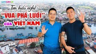 """Khám phá cuộc sống """"Vua Phá Lưới"""" tại Cảng Cá Phan Thiết ▶ DU LỊCH BÌNH THUẬN"""