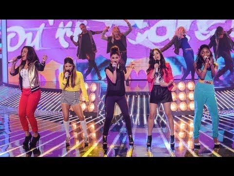 Fifth Harmony Give Your Heart a Break - Live Week 6 - The X...