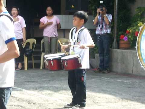 Lupang Hinirang Drum And Lyre video