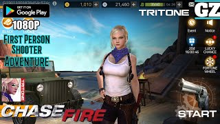 CHASE FIRE - #FPS Adventure Mobile Game - Android Gameplay