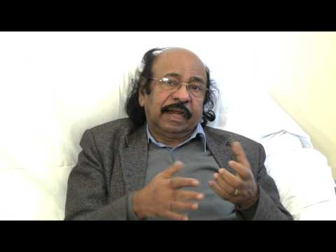 Prof. K. Satchidanandan Interview NEW DECEMBER 2012