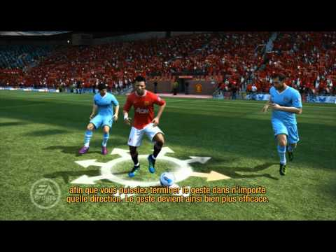 FIFA 12 - Les nouveaux gestes techniques