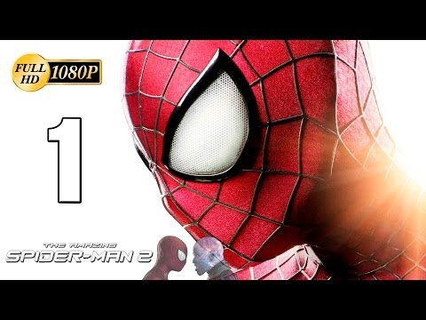 The Amazing Spiderman 2 Walkthrough Parte 1 Gameplay Español PC PS4 XboxOne 1080p (2014 Video Game)