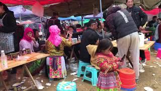 Chợ biên giới việt nam - trung quốc • vietnam travel
