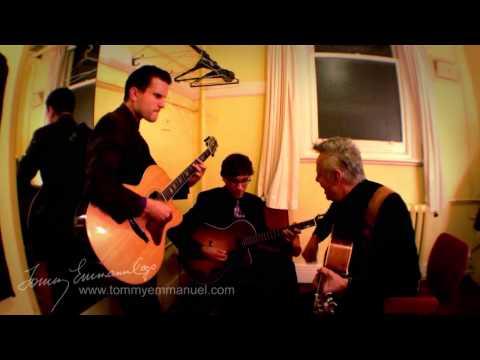 Seven Come Eleven - Tommy Emmanuel Frank Vignola Vinny Raniolo...