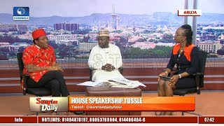 NASS: APC Lawmakers-elect Debate Zoning Of House Leadership Pt.1 |Sunrise Daily|