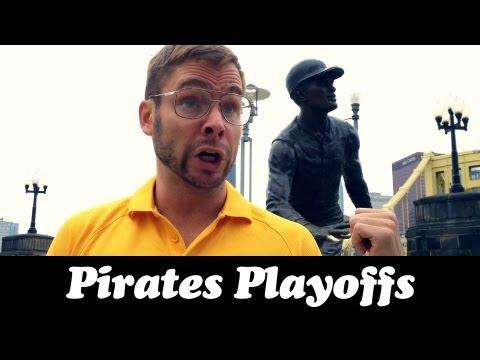 Pittsburgh Dad: Pirates Playoffs! video