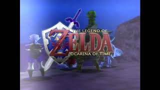 """The Legend of Zelda OoT 