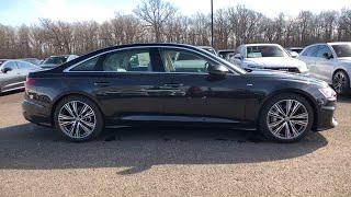 2019 Audi A6 Lake forest, Highland Park, Chicago, Morton Grove, Northbrook, IL A190849
