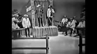 """Bob Wills & His Texas Playboys on WFAA-TV's """"MUSIC COUNTRY STYLE"""", 1963"""