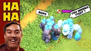 Clash of Clans Funny Moments Trolls Compilation #30 | COC Montage