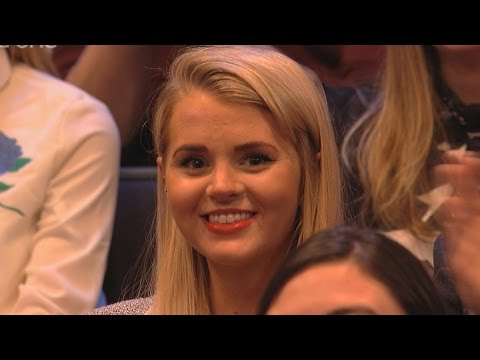 https://www.bbc.co.uk/grahamnortonshow Graham asks Adam Woodyatt, Letitia Dean, Kellie Bright and Danny Dyer if they know who killed Lucy Beale. They assure him they don't, so they ask Lucy...