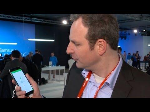 Hands-On: Samsung Galaxy S5 auf dem MWC 2014
