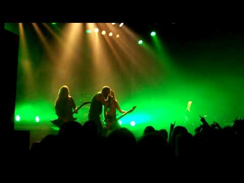 AMON AMARTH - Runes to my Memory & Pursuit of Vikings HQ - Hof Ter Lo Antwerpen 13 11 2009