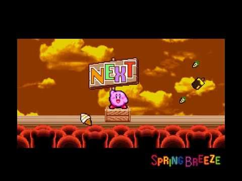 Kirby Super Star - Kirby Super Star Episode 1 : Spring Breeze - User video