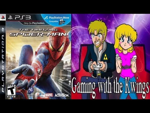 Gaming with the Kwings - The Amazing Spider-Man Co-Op Commentary