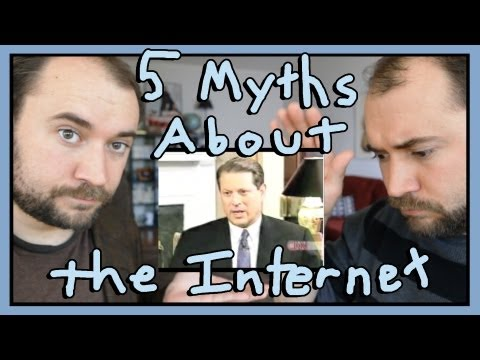 5 Myths About The Internet