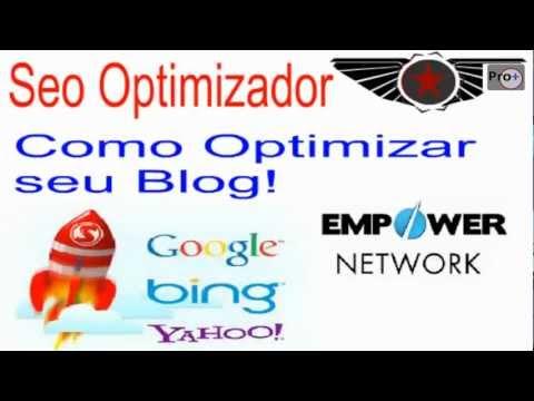2).PROLições -Como Otimizar Seo em Seu Post (Empower Network Brasil e Portugal)