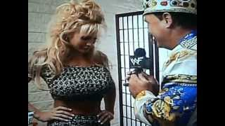 Jerry The King Lawler Gets a sneek peek at sable