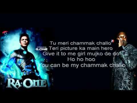 Wanna Be My Chamak Challo (full song) HD(Dj)- Ra One - Akon...