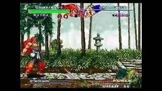 Ninja Master's : All Desperation Techniques
