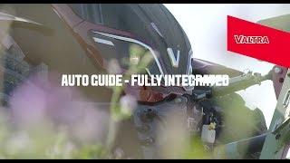 AutoGuide- Totalmente integrado - Valtra Smart Farming (subtitled in Spanish)