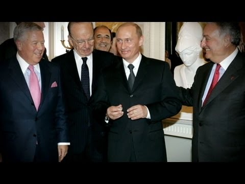 Vladimir Putin Accused of Stealing Super Bowl Ring from New England Patriots Owner