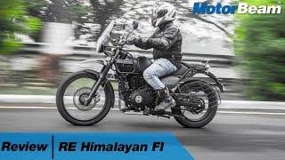 Royal Enfield Himalayan FI Review - Should You Buy? | MotorBeam