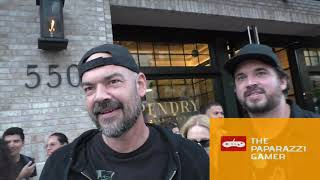 Aaron Goodwin and Jay Wasley talk about Ghost Adventures experiences on Day 2 of Comic Con 2019