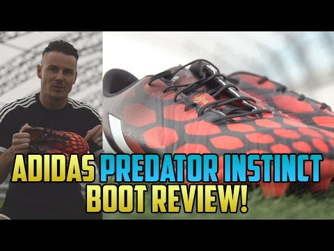 Adidas Predator Instinct Boot Test & Review