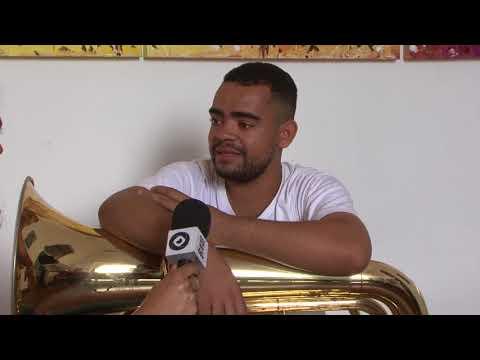 Núcleo da Orquestra Neojibá, de Feira de Santana | Imagem e som