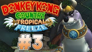(JEFE) ACRÓN EL MAGNÍFICO | PARTE #3 | DONKEY KONG COUNTRY: TROPICAL FREEZE (SWITCH)