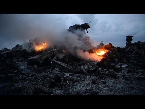 Ukraine plane crash: recorded phone calls 'prove separatists shot down Malaysian jet' - govt