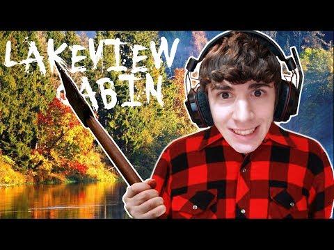 IL LAGO DEL TERRORE! - Lakeview Cabin