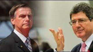 """Bolsonaro """"RUGE"""" e CAIXA PRETA do BNDES será revelada"""