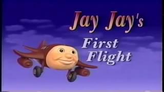 Jay Jay's First Flight (VHS RIP)