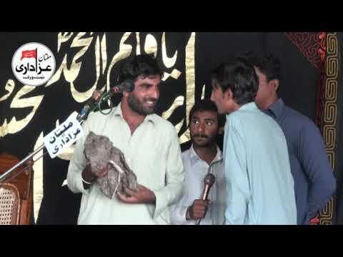 Zakir Arbab Qasim I Majlis 12 Safar 2018 | Qasiday And Masiab I