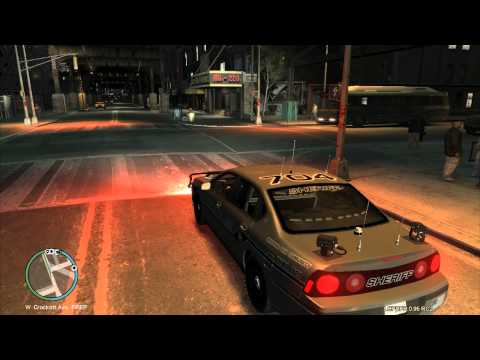 GTA IV LCPDFR 0.95 RC2: day 2 of the noob on patrol with commentary
