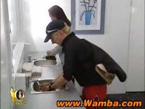 Mejor broma de cámara oculta en Wamba.com
