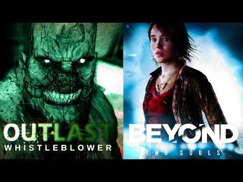 IST DAS OUTLAST ODER BEYOND TWO SOULS ?? #5