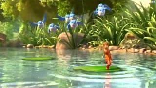 Tinker Bell y la Bestia de Nunca Jamás - Musica (opening audio Latino)