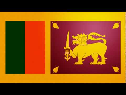 sri Lanka Matha - Sri Lanka National Anthem Vocal video