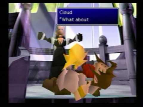 Final Fantasy VII Aeris/Aerith Death