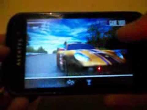 Alcatel OT 991 Need for Speed Shift No Root