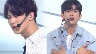 《Comeback Special》 JJ Project - Tomorrow, Today (내일, 오늘) @인기가요 Inkigayo 20170806