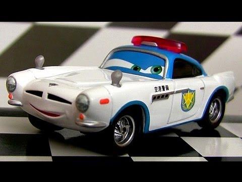 Cars  Finn Mcmissile Toy Car